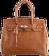 Prima Moda torebka w stylu Birkin Bag firmy Hermes
