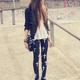 fashion_style: 1 on bokserka River island