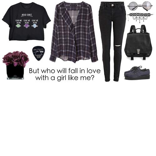 #343 But who will fall in love with a girl like me?