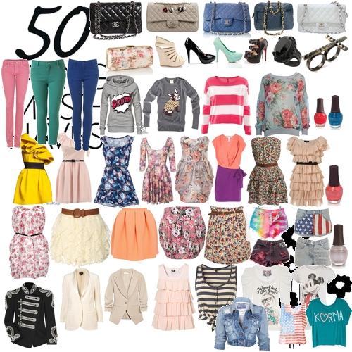 50 must ahve
