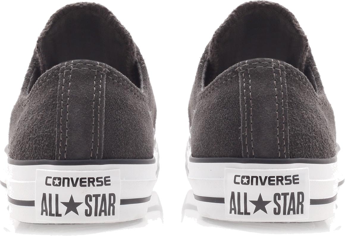 Converse Ct Suede Low Black