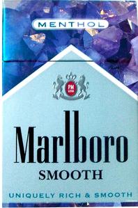 Mhentol Marlboro.