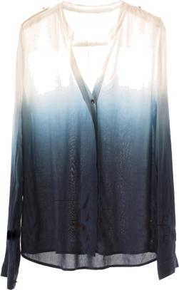 Koszula ombre