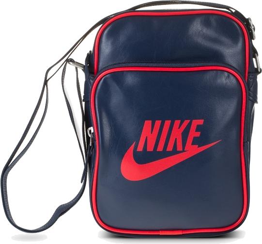 Nike granatowa