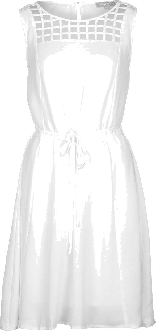 Sukienka letnia - biały