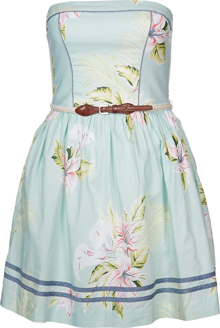 FAYE - Sukienka letnia - niebieski