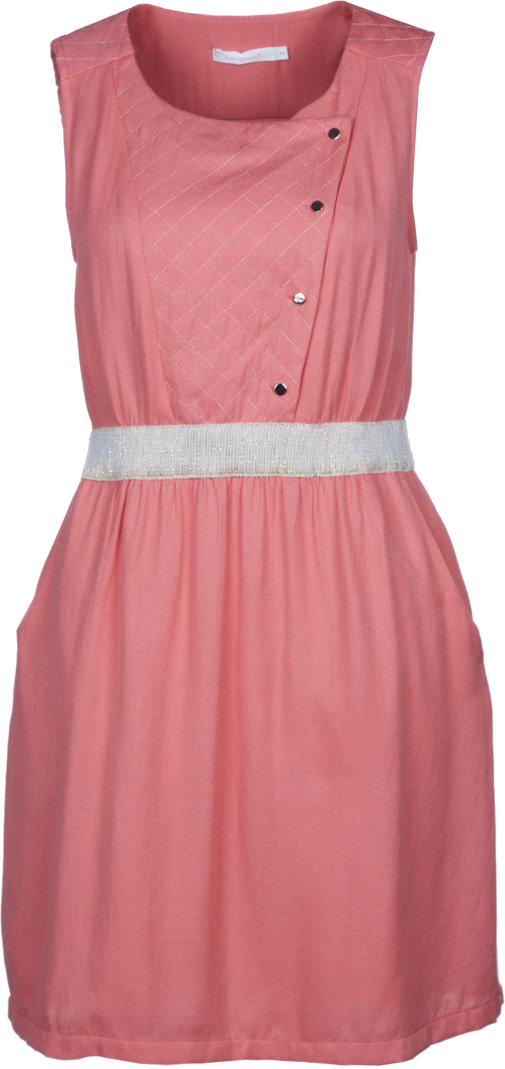 Sukienka letnia - czerwony