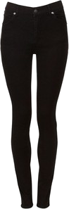Cheap Monday 32in Black Second Skin Skinny Jeans