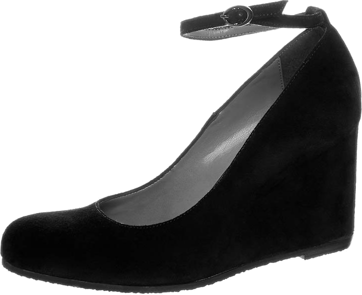 Szpilki - czarny