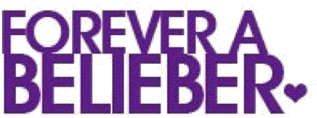 Forever a Belieber ♥