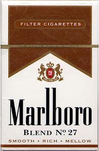 Marlboro Blend No.27