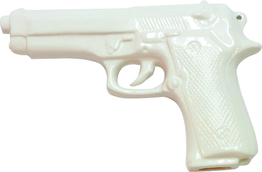 Zents Memorabilia Porcelain Gun