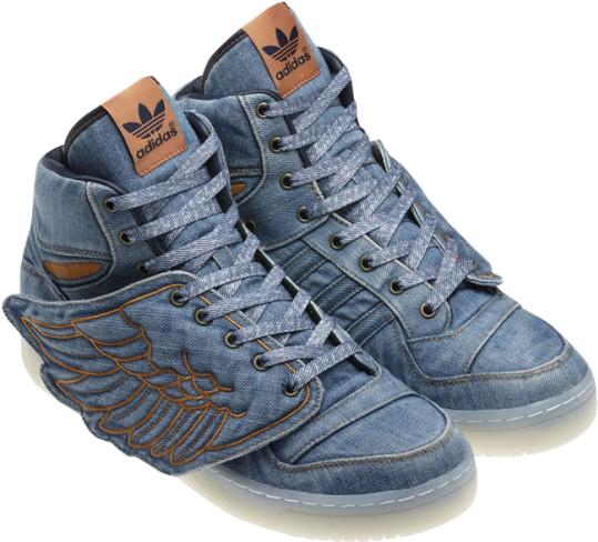Buty Adidas By Jeremy Scott