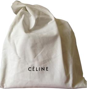 Bi-tote bag CELINE Grey