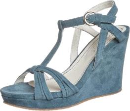 Taupage Sandały niebieski