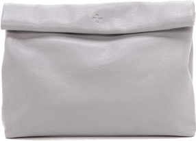 Marie Turnor Accessories The Lunch Clutch - Mist