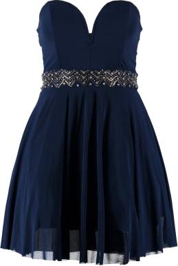 TFNC GERI Sukienka letnia niebieski