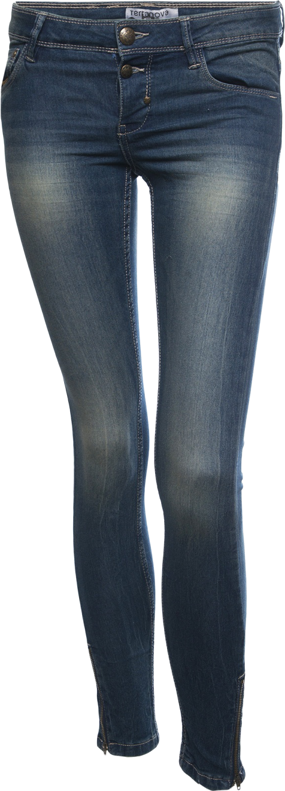PROMO SAND-WASHED JEANS