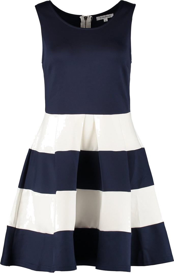 Glamorous Sukienka letnia niebieski