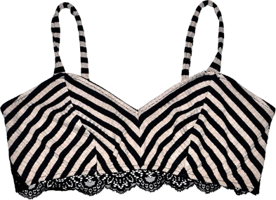 Only Hearts Poorboy Bralette