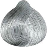 silver hair color