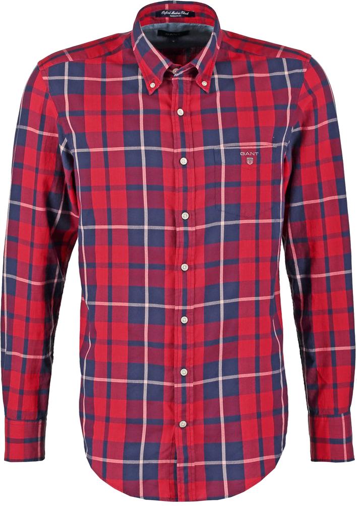 Gant REGULAR FIT Koszula red
