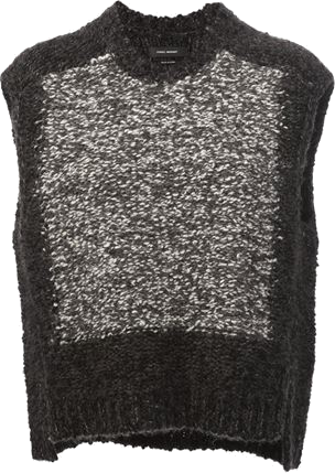 Isabel Marant 'Sergio' knitted top