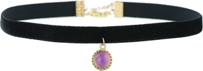 Moodstone Choker Necklace