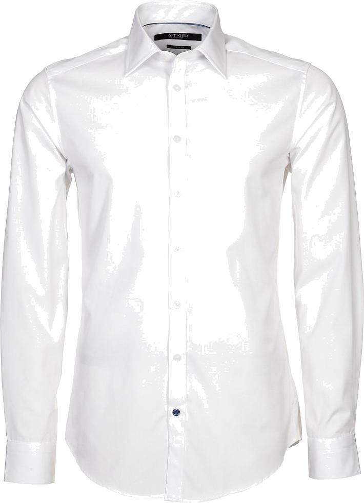 Tiger of Sweden PELLE Koszule biały