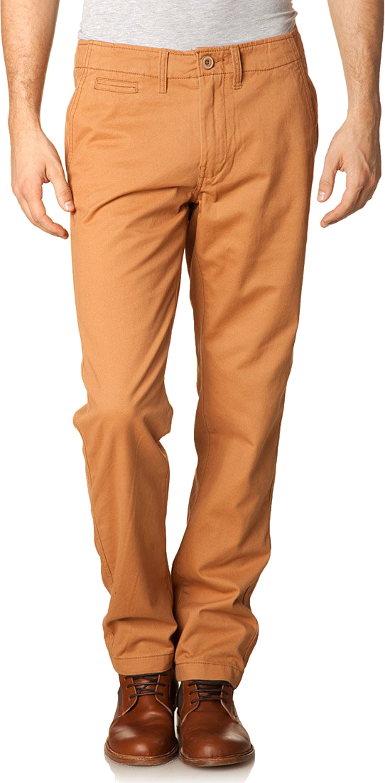 Time Out Jeansy Straight leg light brown