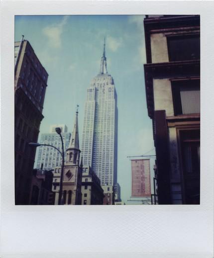 Polaroid Photo - New York City