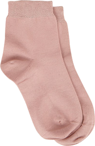 Maria La Rosa Solid Ankle-Length Socks