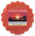 Yankee Candle świeca WOSK TARTA Serengeti Sunset