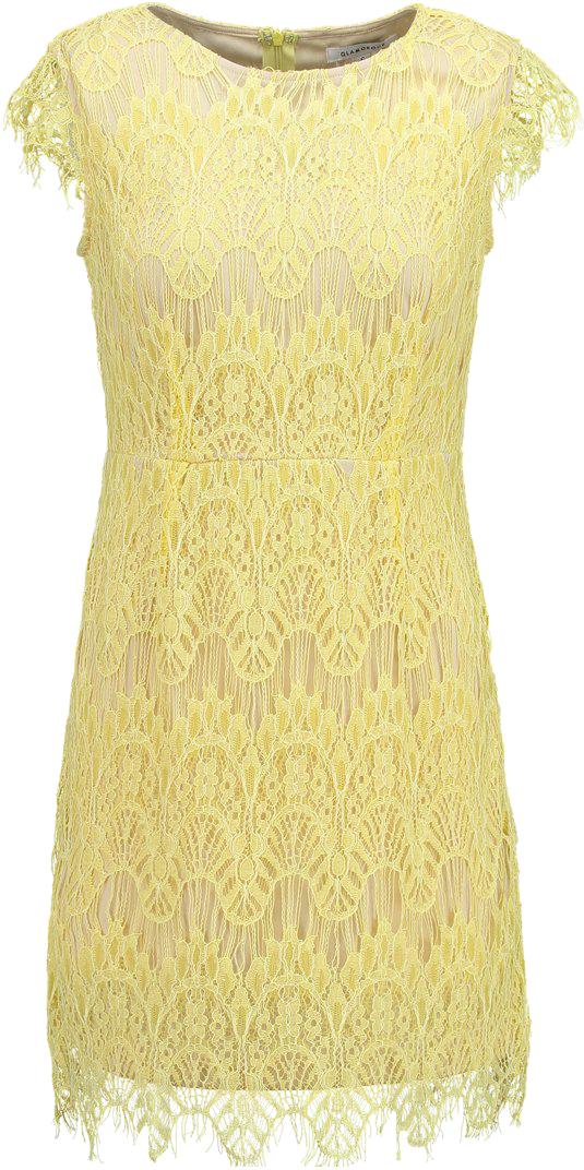 Glamorous Sukienka letnia yellow