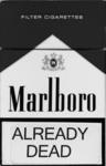 Already dead MARLBORO