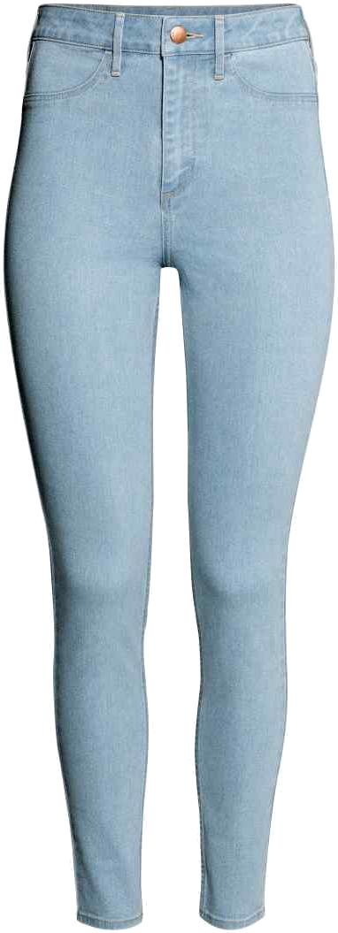 Dżinsy Skinny High
