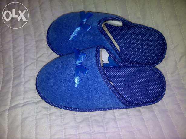 Kapcichy niebieskie