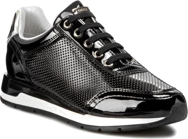 Sneakersy GEOX - D Shahira A D62N1A 000HH C9999 Black