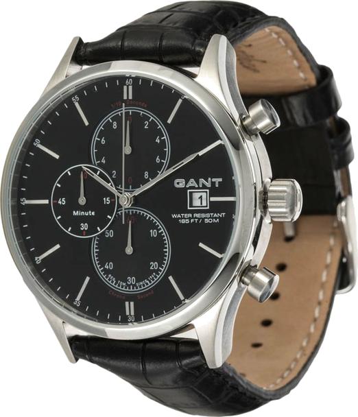 GANT VERMONT W70401 Zegarek chronograficzny schwarz