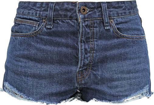 Free People LOGAN Szorty jeansowe rinse wash