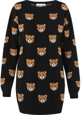 Sweterek z misiami