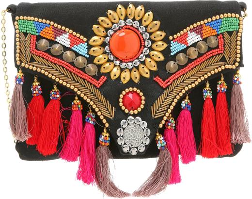 Glamorous Torba na ramię multicolor