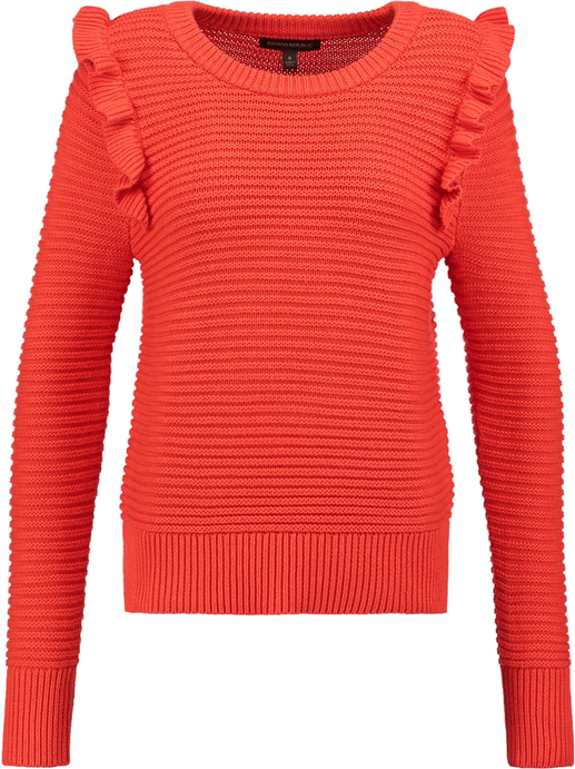 Banana Republic Sweter - red