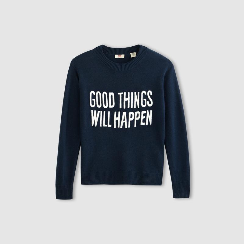 Sweter z wełny i alpagi