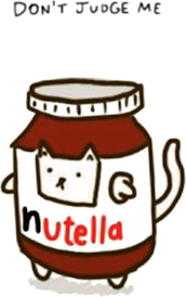 NUTELLA CAT