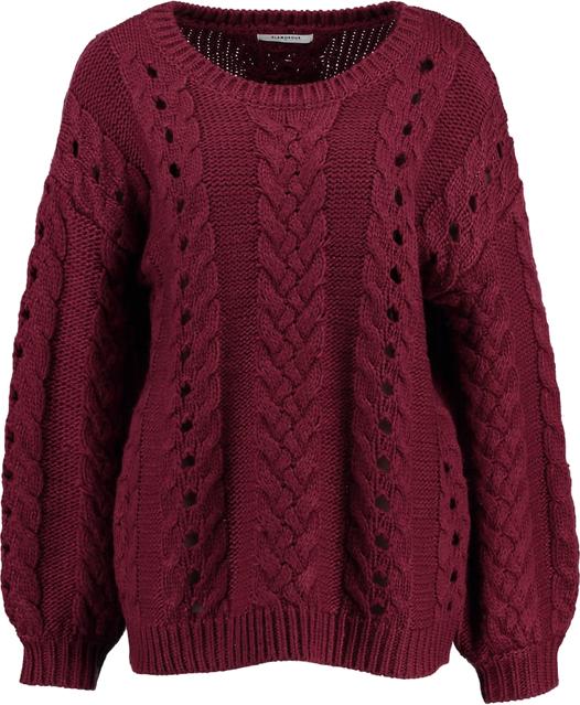 Glamorous Sweter burgundy