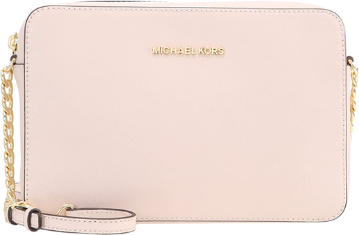 MICHAEL Michael Kors JET SET TRAVEL Torba na ramię soft pink