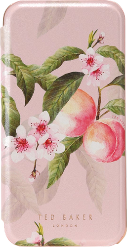 Ted Baker DONELLA BLOSSOM IPHONE BOOKCASE Etui na telefon light pink