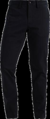 GANT Spodnie materiałowe black