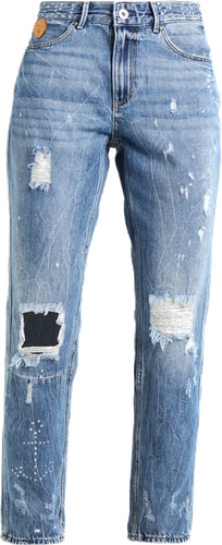 Scotch & Soda BANDIT Jeansy Relaxed fit blue denim